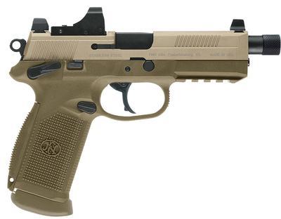FNX-45 TACT, TB, FDE,NS, 45ACP