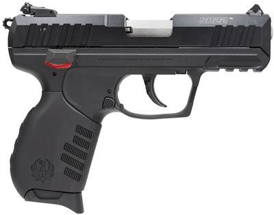 Ruger 3600 SR22PB Standard 22LR 3.5