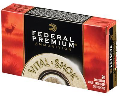 Federal P204C Premium 204 Ruger Nosler Ballistic Tip 40 GR 20Box/10Case