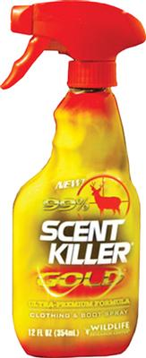 SCENT KILLER GOLD 12.OZ