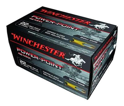 22 LR POWER-POINT 42 GR MAX 50 RD