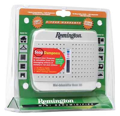 Remington Accessories 19950 Model 365 Mini Wireless Dehumidifier White
