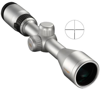 INLINE XR SCOPE 3-9X40 SILVER BDC 300