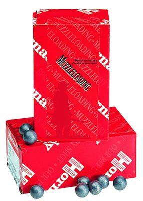 Hornady 6090 Lead Balls 50 Black Powder Lead Balls 177 gr 100 PK