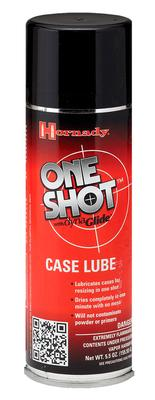 ONE SHOT CASE LUBE