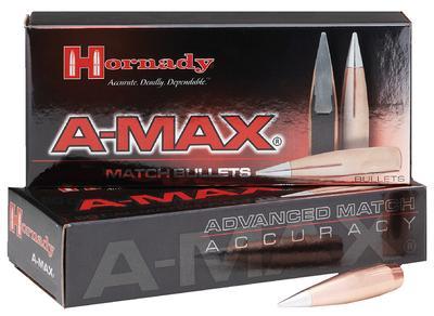 30CAL BULLETS 168GR A-MAX
