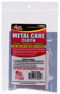 METAL CARE CLOTH