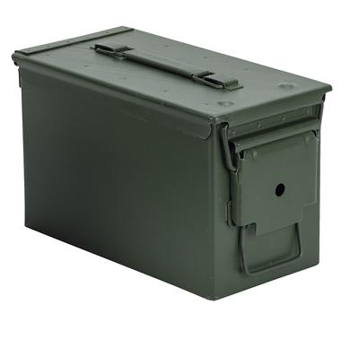 Blackhawk 970032 Ammo Can 50 Caliber Steel OD