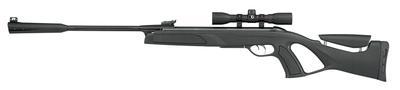 Gamo 6110094154 Whisper G2 Air Rifle Break Open .177 w/Scope Black