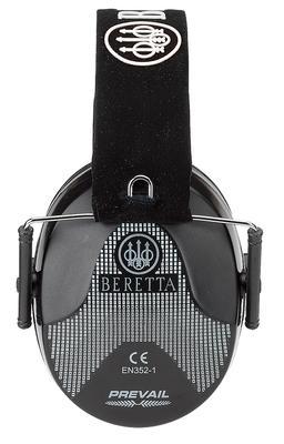 Beretta CF1000020999 Hearing Protection Standard Earmuff 25 dB Black