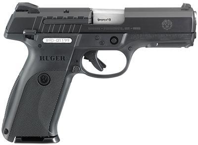 Ruger 3340 SR9E Standard Double 9mm 4.14