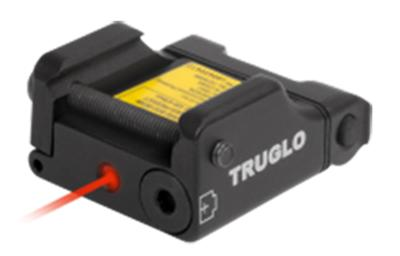 Truglo TG7630R Micro-Tac Tactical Red Laser Universal w/Accessory Rail Weaver or Picatinny