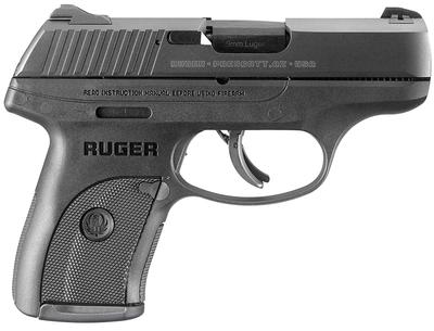 Ruger 3235 LC9s Standard DAO 9mm 3.1
