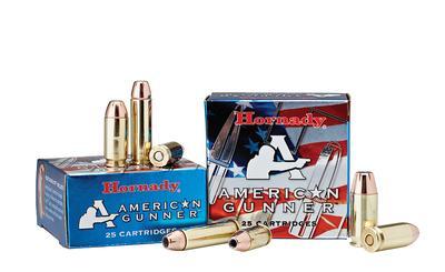9MM +P 124 GR XTP AMERICAN GUNNER 25 RD