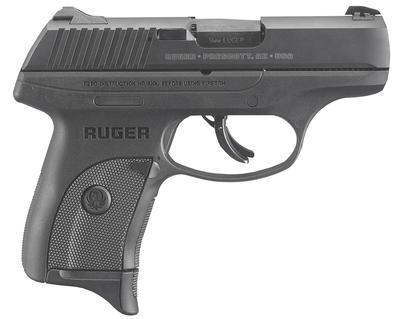 Ruger 3248 LC9s Pro DAO 9mm 3.12