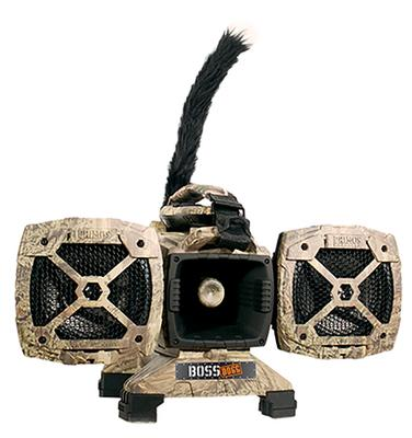 Primos 3757 Boss Dogg Electronic Predator Call