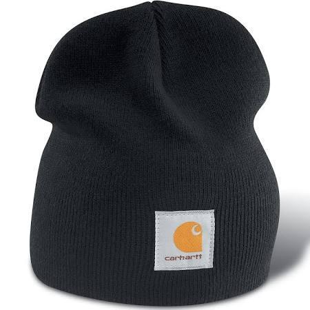 7296bee0ee66f Category   Apparel   Carhartt Acrylic Knit Hat - Black ...