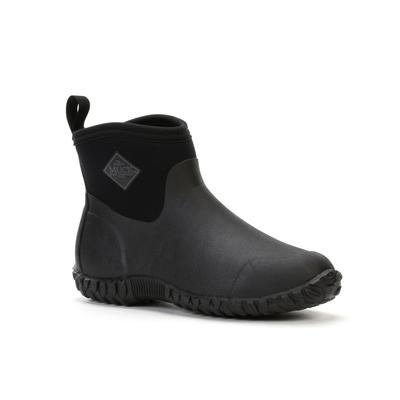 MUCKSTER II ANKLE BLK