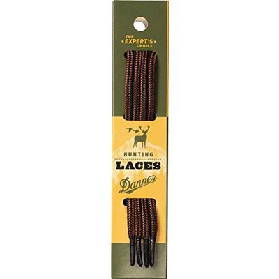 HUNTING LACES BLK/TAN 63IN  LACES