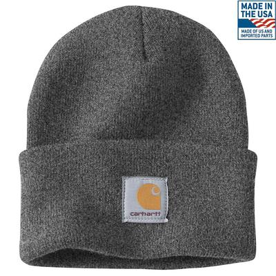 COAL HEATHER WATCH CAP
