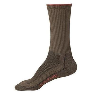 LIGHTWEIGHT CREW SOCK GREEN