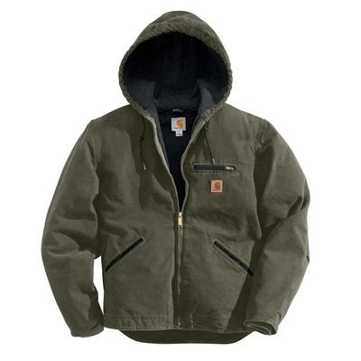 MENS SIERRA JACKET SHERPA LINED