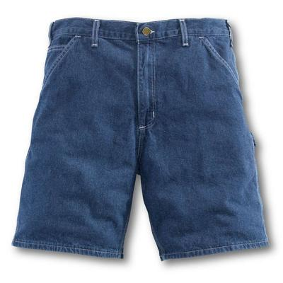DENIM WORK SHORT