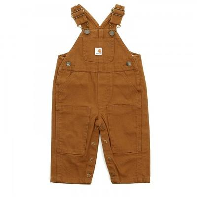 WASHED BIB OVERALL INFANT D15