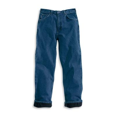 FLEECE LINED JEAN
