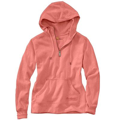 WOMENS CLARKSBURG 1/4 ZIP SWEATSHIRT