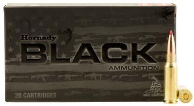 6.5 GRENDEL 123GR ELD MATCH BLACK 20RD