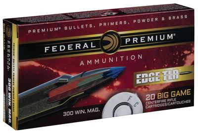 300 WIN MAG 200GR EDGE TLR 20RD