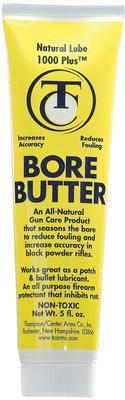 T/C Accessories 31007309 Bore Butter Natural Lube All Calibers Clear 1 5 oz