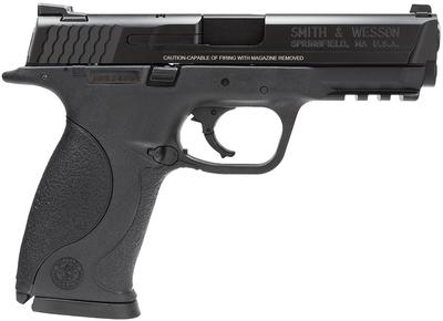 M+P9 9MM 4.25 17RD BK-NO