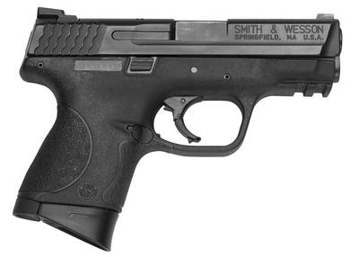 Smith & Wesson 209304 M&P Compact Double 9mm 3.5