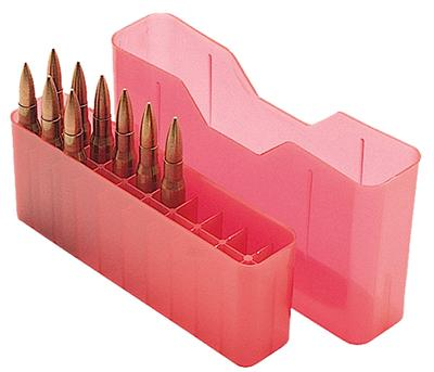 MTM 20RD SLIPTOP AMMO BX C-RED