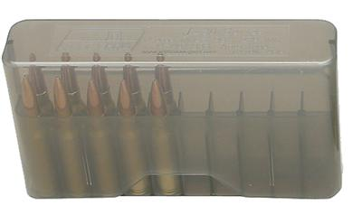 RIFLE 20 RD AMMO BX SMOKY