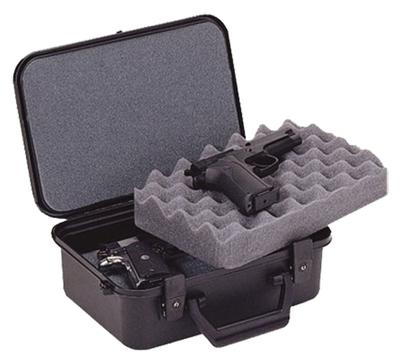 Plano 10088 Gun Guard XLT Two Pistol/Accessory Case Polymer Textured