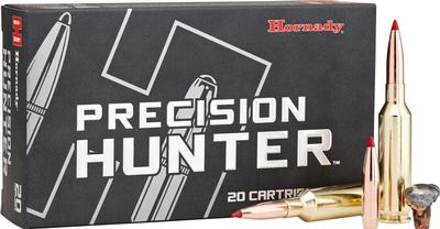 6.5PRC 143GR ELD-X PRECISION HUNTER 20RD