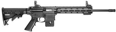 MP 15-22 SPORT, 25RD, .22LR