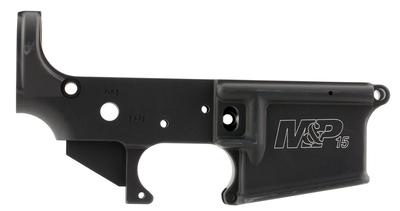 M+P15 STRIPPED LOWER RECVR