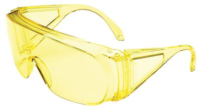 HL102 YELLOW SAFTEY GLASSES