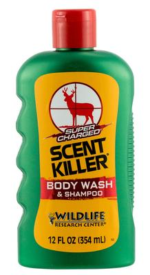 SCENT KILLER BODY WASH  SOAP 12 OZ