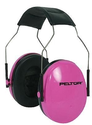 3M Peltor 97022 Junior Hearing Protection Earmuff 22 dB Pink