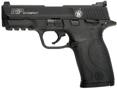 Smith & Wesson 108390 M&P 22 Compact SAO 22LR 3.6