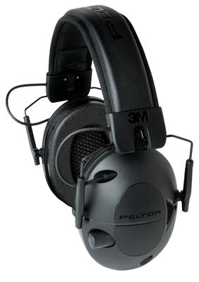TACTICAL ELECTRONIC HEARING PROTECTOR