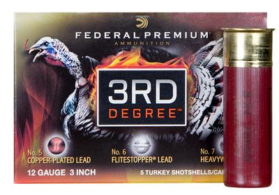 12GA 3` 1-3/4OZ MAG TURKEY LOAD 1250FPS