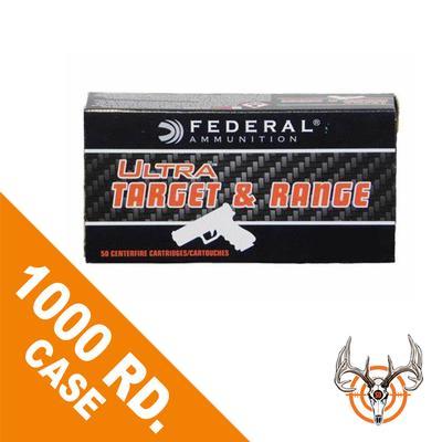 38 SPL 130 GR 1000 RD ULTRA TARGET RANGE