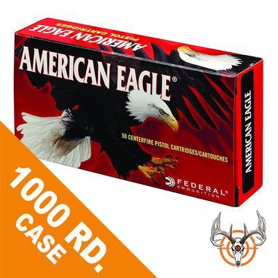380 ACP 95 GR FMJ AMERICAN EAGLE 1000 RD