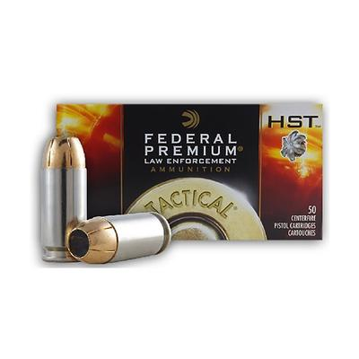 40 S+W 165 GR HP HST TACTICAL 50 RD
